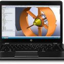 HP ZBook 14 / Core i7 4600U / 8192 / 256 SSD / NODVD